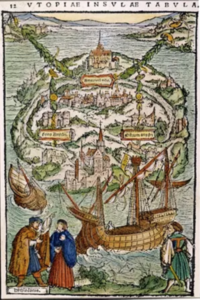 Utopia Insula Thomas More