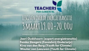 teachers for climate livecast