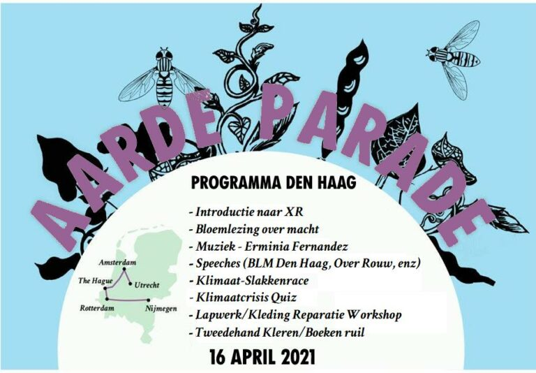 Aardeparade programma