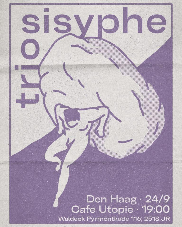 trio sisyphe poster
