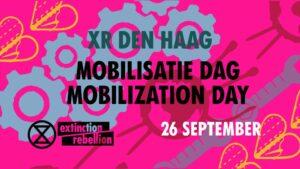 mobilisation day banner